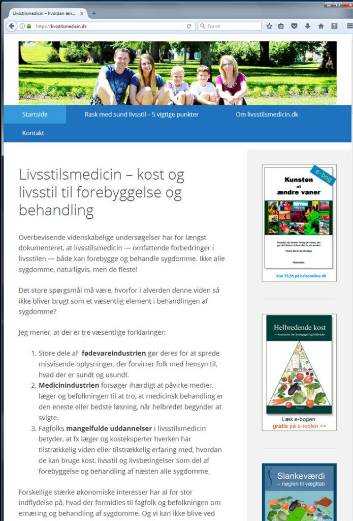 livsstilsmedicin.dk